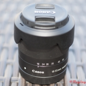 EF-M 18-55mm f/3,5-5,6