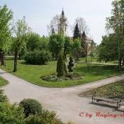 Park in Koprivnica