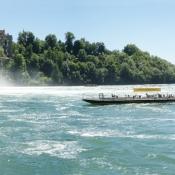 Rheinfallschifffahrt...