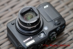 G12 Okular und Objektiv