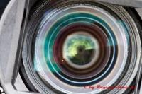 G12 Staub hinter der Frontlinse