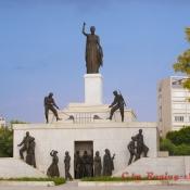 Kriegsdenkmal in Nikosia